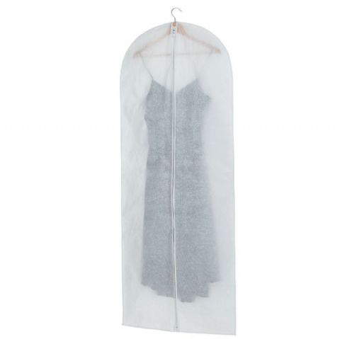 Frosted Extra Long Dress Garment Covers